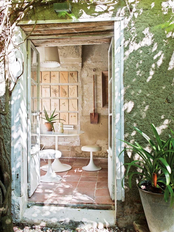 Ideas y muebles para decorar casas de vacaciones