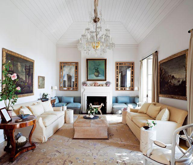 una casa de campo en marbella de estilo inglés