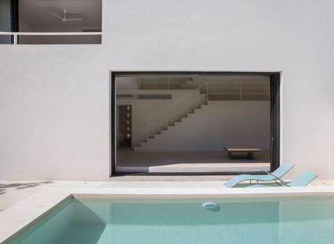 Casa en México Cadaval & Solà-Morales.