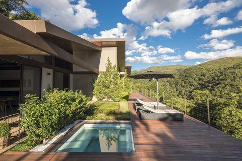 Casa Cho. Brasil. Ana Machado Arquitectura