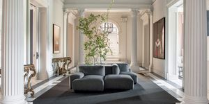 Casa neoclásica en Madrid por Belén Domecq