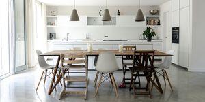 Casa de construcción sostenible en Barcelona