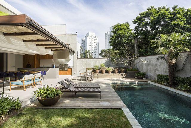 casa estilo contemporaneo sao paulo