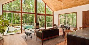 Casa de madera de Lang Architecture
