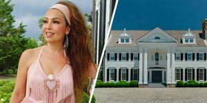 Casa de Thalia a la venta