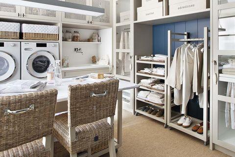 cuarto de lavado y plancha mutifuncional