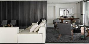 Un apartamento de 332 metros cuadrados en Brasil de Diego Revollo