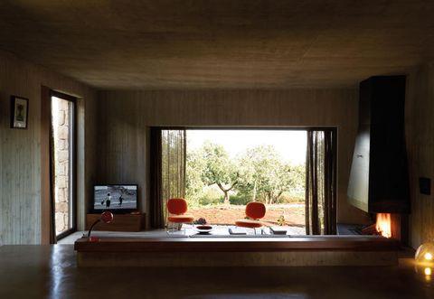 Wood, Room, Interior design, Floor, Property, Flooring, Ceiling, Hardwood, Interior design, Fixture,