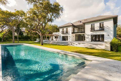 La nueva casa de Elle MacPherson en Miami
