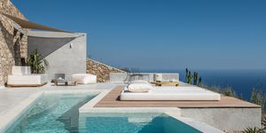 Casa de vacaciones en Grecia, de Kapsimalis Architects