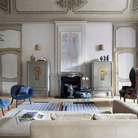 Casa en Turín Fabrizio Fragomeli y Angelica Morra