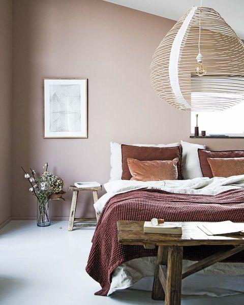 my scandinavian home dormitorio principal en la buhardilla