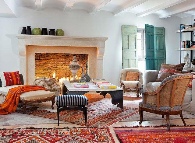 una casa de estilo mediterráneo en jávea