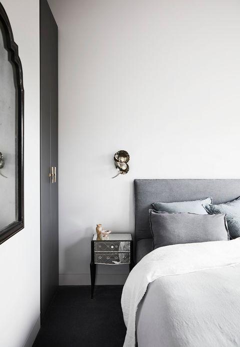 Casa larga y estrecha Kate Challis Interiors
