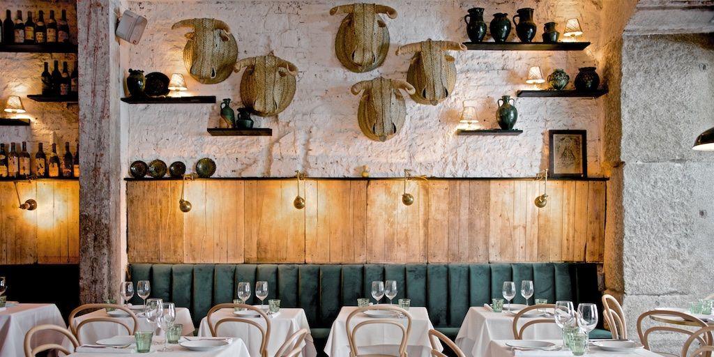 Casa Galleta, nuevo restaurante de moda en la calle Castelló de Madrid