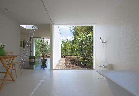 Villa giardino zen Tokyo