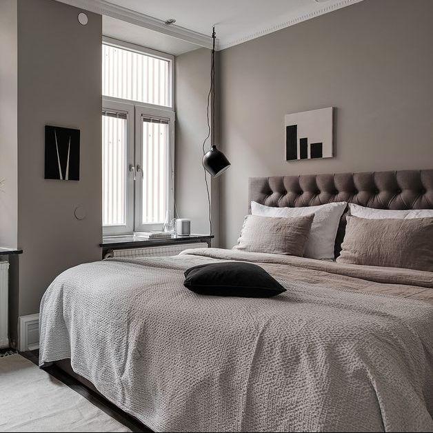 dormitorio nórdico