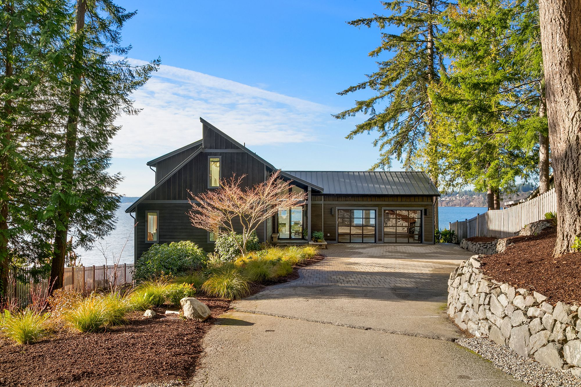 Casa ganadora del HGTV's Dream Home 2018
