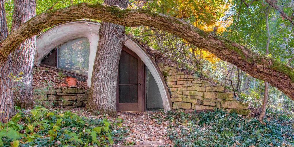 Casa hobbit en River Falls