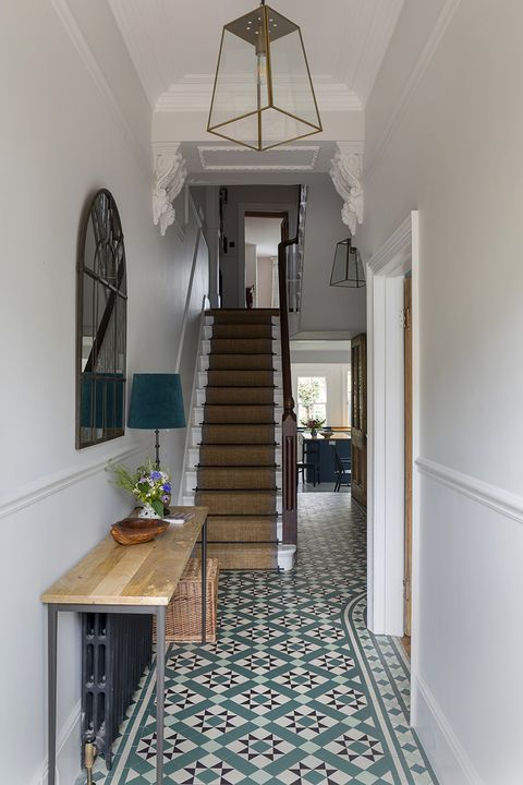 Casa rehabilitada de estilo vintage. Imperfect Interiors. Foto: Chris Snook