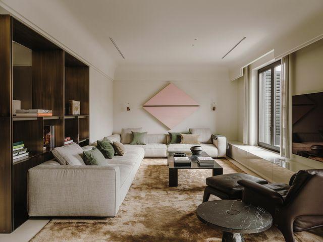 piso estilo italiano en palma de mallorca por isabel lópez vilalta  asociados