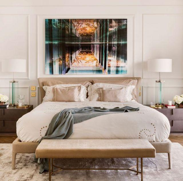 dormitorios estilo clasico