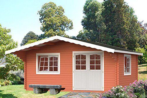 Casa prefabricada para jardín