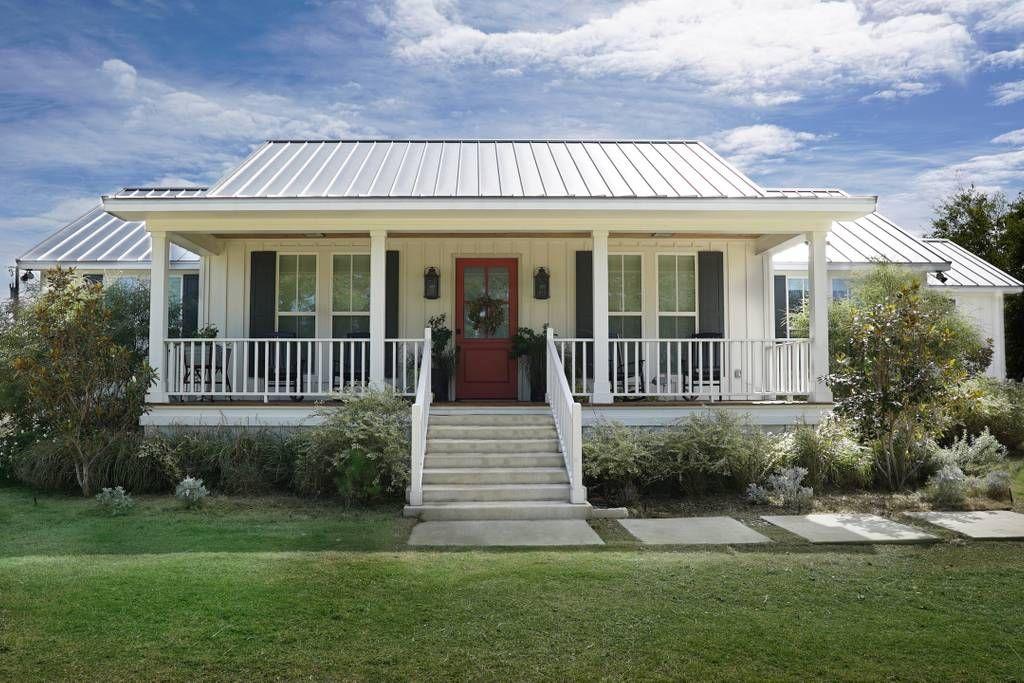Casa reformada por Joanna Gaines en Texas