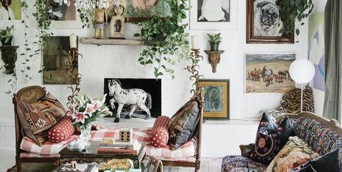 La casa de Judy Aldridge