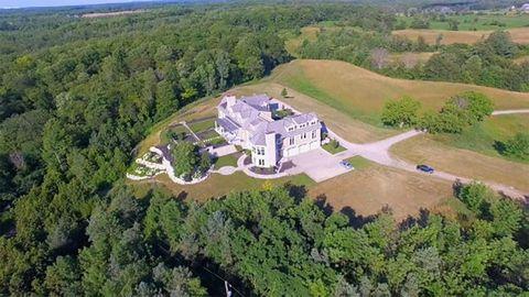 La casa de Justin Bieber y Hailey Baldwin en Canadá