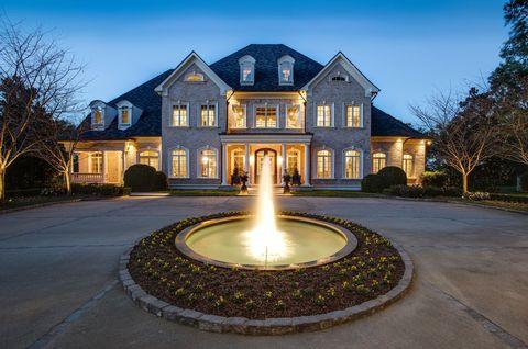 Casa de Kelly Clarkson en Nashville