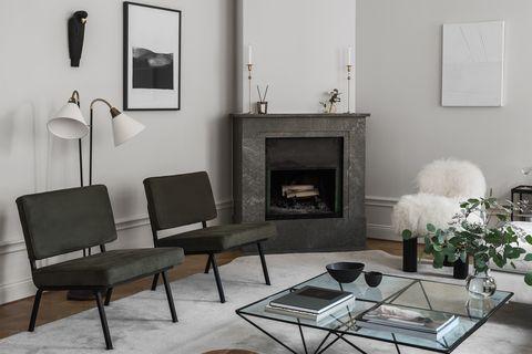 casa Louise Liljencrantz Estocolmo estilo nórdico elegante