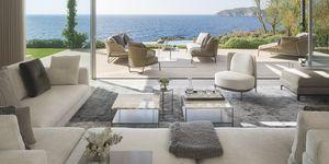 Casa de lujo en Mallorca decorada con Minotti