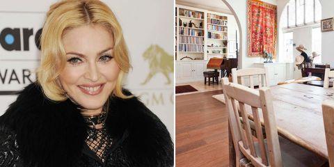 La casa de Madonna