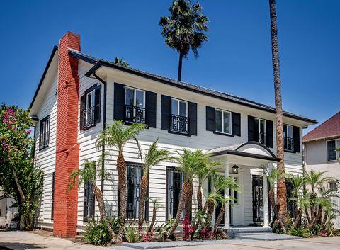 Casa de Meghan Markle en Los Ángeles