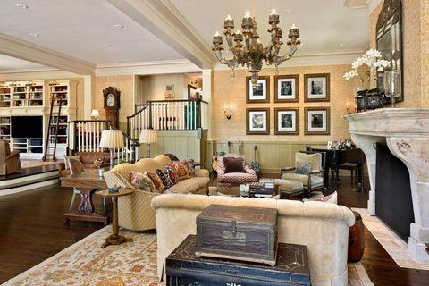 Casa de Michelle Pfeiffer en Woodside
