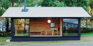 Casa modular de MUJI