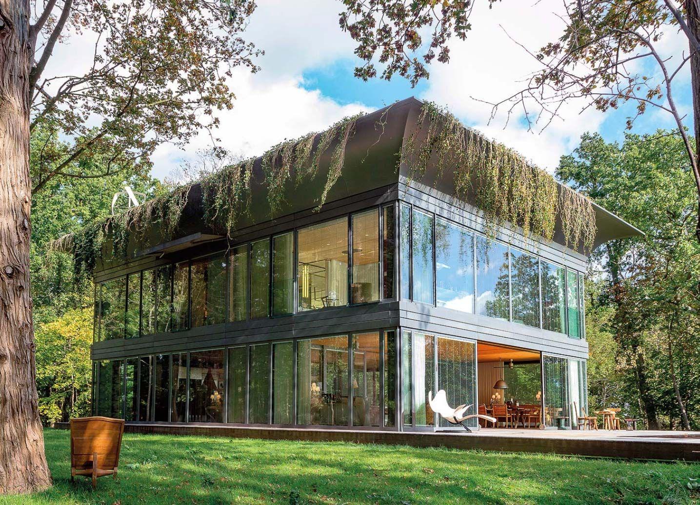 Casa prefabricada de Philippe Starck