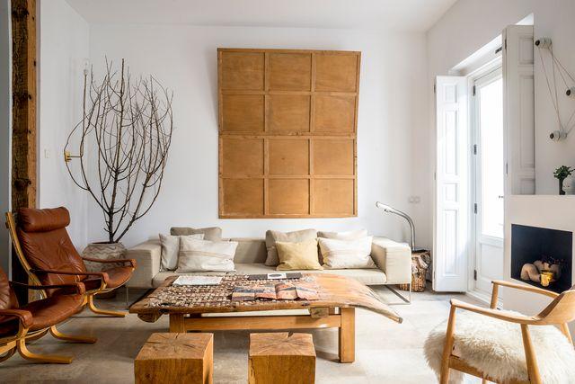 casa estilo natural estudio ral salon