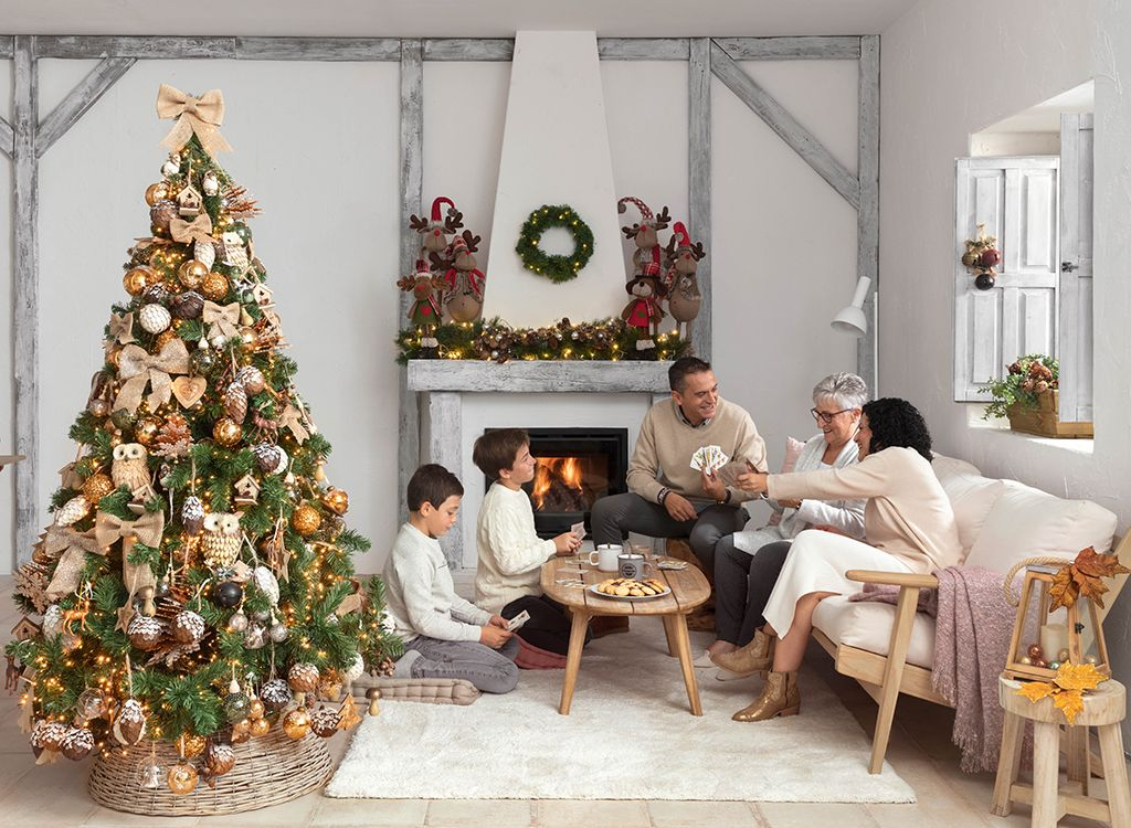 Decoración de Navidad de Leroy Merlín