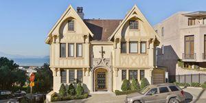 Casa de Nicolas Cage en venta enSan Francisco