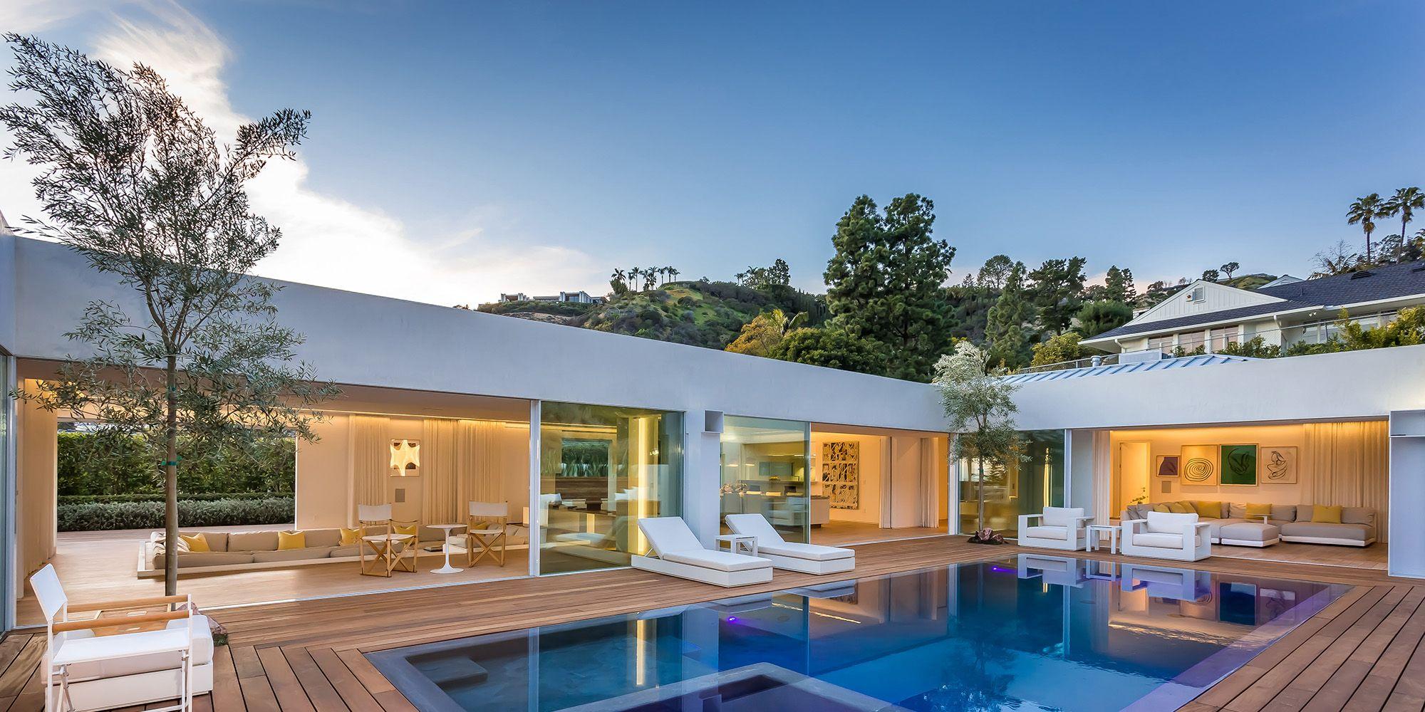 Casa de Orlando Bloom en Beverly Hills a la venta