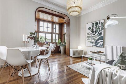 Una casa en Pamplona: Salón comedor