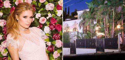 La casa de Paris Hilton