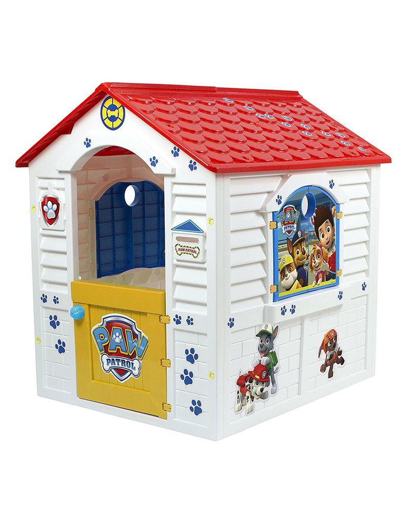 La casita de la Patrulla Canina