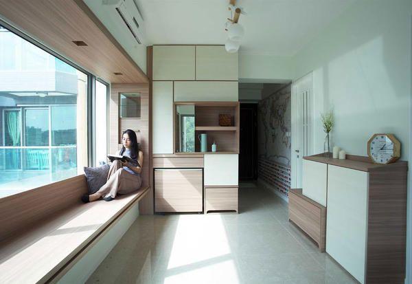 Mobili Per Casa Piccola : Arredare una casa piccola trucchi