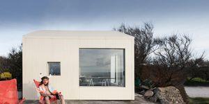 Micro-casa idilliaca