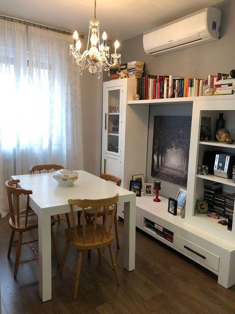 El piso de nuestra lectora Pilar Elez