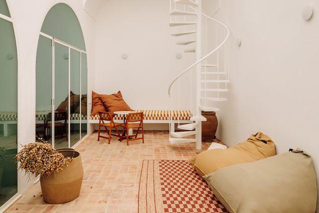 casa alquiler en portugal estilo mediterráneo