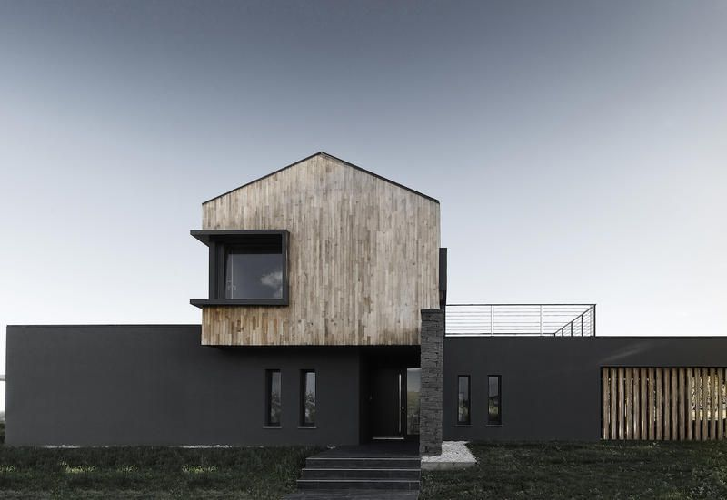Casa Prefabbricata Design : La casa prefabbricata in legno villa cedar